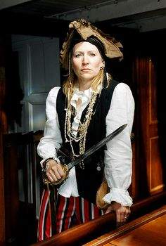Pirates of the Pacific | Anne Bonny