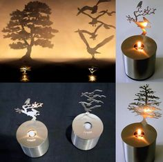 Candles can change the entire mood of a room, especially these.