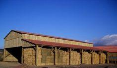 Bâtiments de stockage - Intrabois - Concepteur et réalisateur de bâtiments agricoles et de bâtiments professionnels