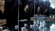 PARTE II - EXPERIMENTO 1 - Espejos Portales a Mundos Paralelos: CLON DESAPARECE