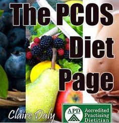 """New Ebook """"What to eat When You Have PCOS"""" - $10 discount one week only. #PCOS #Polycysticovariansyndrome"""