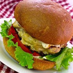 Basil Turkey Burgers - Allrecipes.com