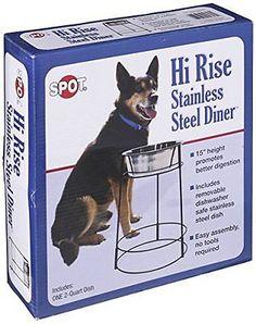 Dog Diner Stand