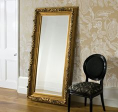 gold mirror.  Rent-Direct.com - NYC's Largest Source of No Fee Rental Apartments.