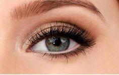 Simple Pretty Eye Makeup For Blue Eyes - Mugeek Vidalondon