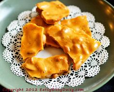 See's Candies Peanut Brittle Copycat-(so easy and better than store bought)