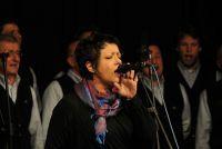 Coro Valle dei Laghi e Antonella Ruggiero - Sauze d'Oulx