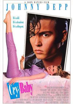 Crybaby love everything Johnny depp
