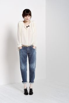 Shirt Gupinette Ecru - Blouses & Shirts - categories - e-shop
