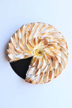 Tarte passion meringuée - Recette Olivia Pâtisse Passion, Home Appliances, Desserts, Communion, Biscuits, Cupcakes, No Bake Cake, Lemon Tarts, Italian Meringue