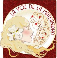 Logo para La Voz de la Maternidad - Miss Selka