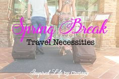 Spring Break Travel