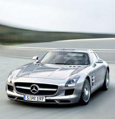 Mercedes-Benz SLS AMG. #AmericanAccess