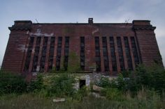 York County Prison-York, PA (1906-1979). I grew up around the corner from the prison. I had walk past it to get to my elementary school.