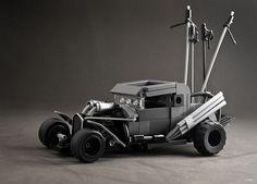 ~ Lego MOCs ~ Mad Max: the Nux Car