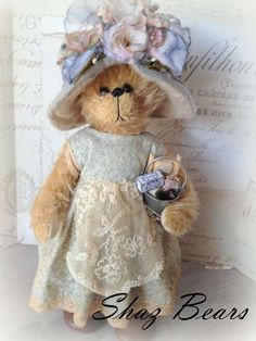 Evelyn by By Shaz bears | Bear Pile❤ ❤ ❤