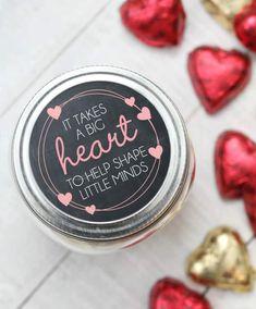 Valentine's Day Teacher Gift 2