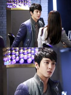 Jung Yong Hwa is Looking Good as VJ and Undercover Boss in Marry Him If You Dare | A Koala's Playground