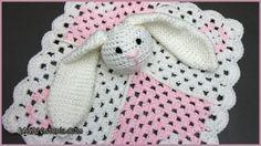 Bunny Lovey FREE pattern