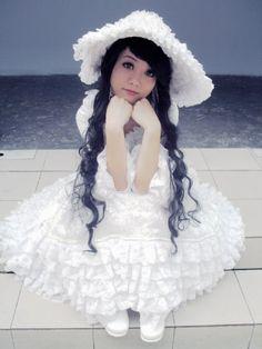 Lolita Fashion //////////  http://blog.vectorlibre.com