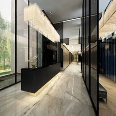 Developer Sansiri once again turned to world-class architecture and interior design firm dwp to create the both the architecture and interiors for their latest condomin. Residential Interior Design, Condominium, Office Interiors, Thailand, Architecture, Projects, Furniture, Home Decor, Arquitetura