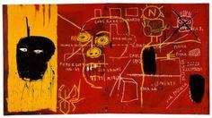 Jean-Michel Basquiat - Urban Art - Underground Style - NeoExpressionism - Florence