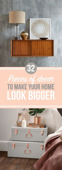 32 Pieces Of Decor That'll Make Your Home Look So Much Bigger