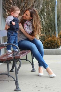 Christian Sariano, My Mommy Style, Mom and baby, fashion, spring 2015