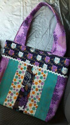 Owl lovers bag