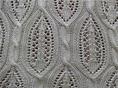 Papaya | Cool knitting pattern