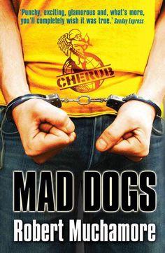 Robert Muchamore - [CHERUB 08] - Mad Dogs (v5.0) (epub)