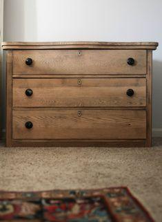 dresser makeover!  Master Bedroom One Room Challenge | Week 2 #oneroomchallenge
