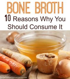 Bone Broth: Health Benefits