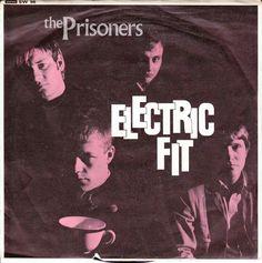 45 giro The Prisoners 45 Records, Power Pop, I Believe In Love, Britpop, Jukebox, Prison, Music, Fitness, Bands