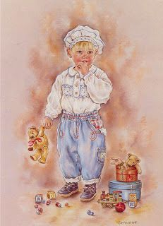 christine haworth art - Page 2 Painting For Kids, Painting & Drawing, Art For Kids, Vintage Cards, Vintage Images, Children Images, Freelance Illustrator, Cute Characters, Cute Illustration