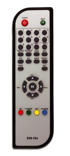Telecomando aggiuntivo per I-TV-DST140 I-TV-DST140