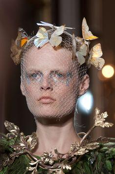 Giambattista Valli 2012, 'love the makeup and accessories!