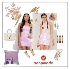 """snapmade 16"" by fatimazbanic ❤ liked on Polyvore featuring Jaded, Miss Selfridge, tarte, Urban Decay, John Lewis, Oscar de la Renta, Allurez and Kendra Scott"