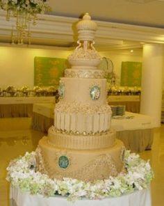 Kuwait Wedding Cakes