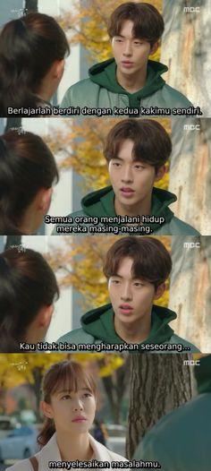 Lee Sung Kyung, Weightlifting Fairy Kim Bok Joo, Drama Quotes, Drama Korea, Drama Film, Weight Lifting, Kdrama, Best Quotes, Wattpad