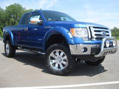 2012 Ford F150 Rocky Ridge Altitude Conversion Lifted Truck.
