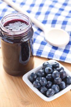 MéBIO- borůvkový džem