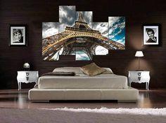Decoraciones fashion » Cuadros de la Torre Eiffel 7