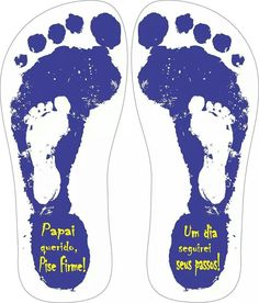 Dia dos pais... chinelo, camiseta, etc... Tie Dye Shirts, Fathers Day, Dads, Layout, Education, Fathers Day Cards, Celtic, Gift Boxes, Childhood