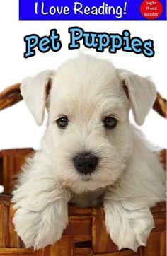 FREE Kids e-Book: Pet Puppies! at TheFrugalGirls.com #books