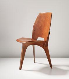 PHILLIPS : UK050114, Eugenio Gerli, Dining chair