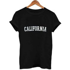 california font logos T Shirt Size XS,S,M,L,XL,2XL,3XL