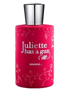 Mmmm... Juliette Has A Gun perfume - a new fragrance for women and men 2016. Notes: neroli, raspberry, geranium, orange flower, jasmine Sambac, tuberose, iris, patchouli, sandalwood, salicilates.