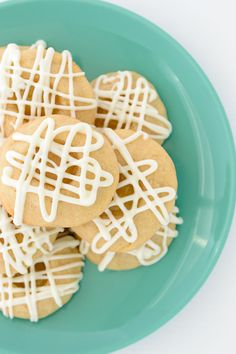 Lemon Thumbprint Cookies @introvertbaker