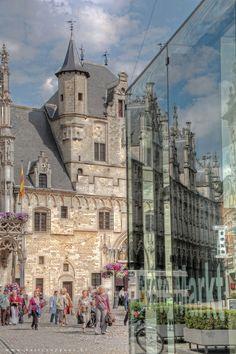 Mechelen, België. https://www.hotelkamerveiling.nl/hotels/belgie.html